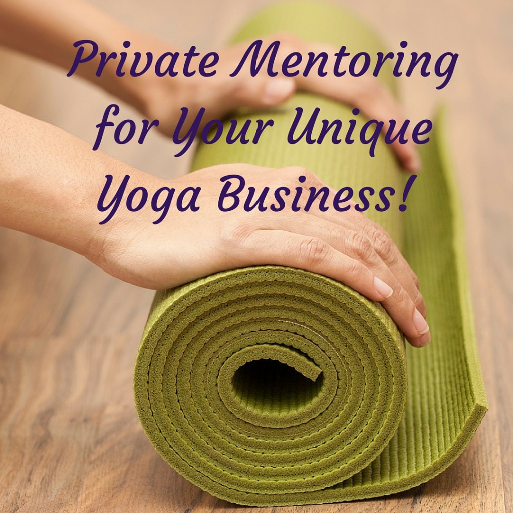 Yoga Business Coaching