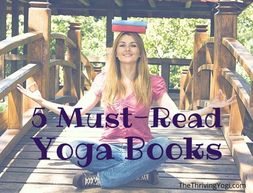 5 Must-Read Yoga Books